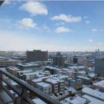 13階からの眺望