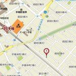 JR手稲駅徒歩8分(地図)