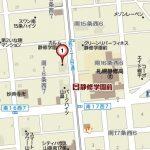 市電・地下鉄のWアクセス(地図)