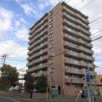 パシフィック新道東壱番館 11階最上階